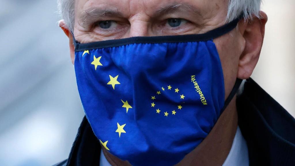 Brexit: Michel Barnier de retour à Londres pour aborder les sujets difficiles