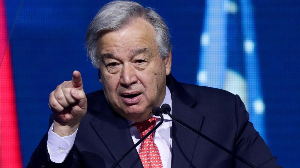 Antonio Guterres appelle les États à protéger les femmes des violences domestiques