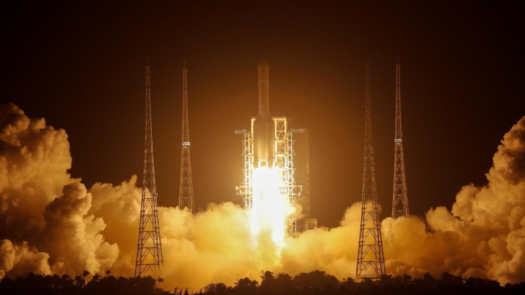 Why China's latest mission to the Moon is significant
