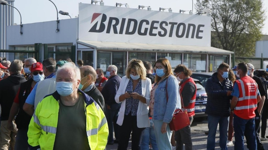 France: une rentrée marquée par des plans sociaux en cascade