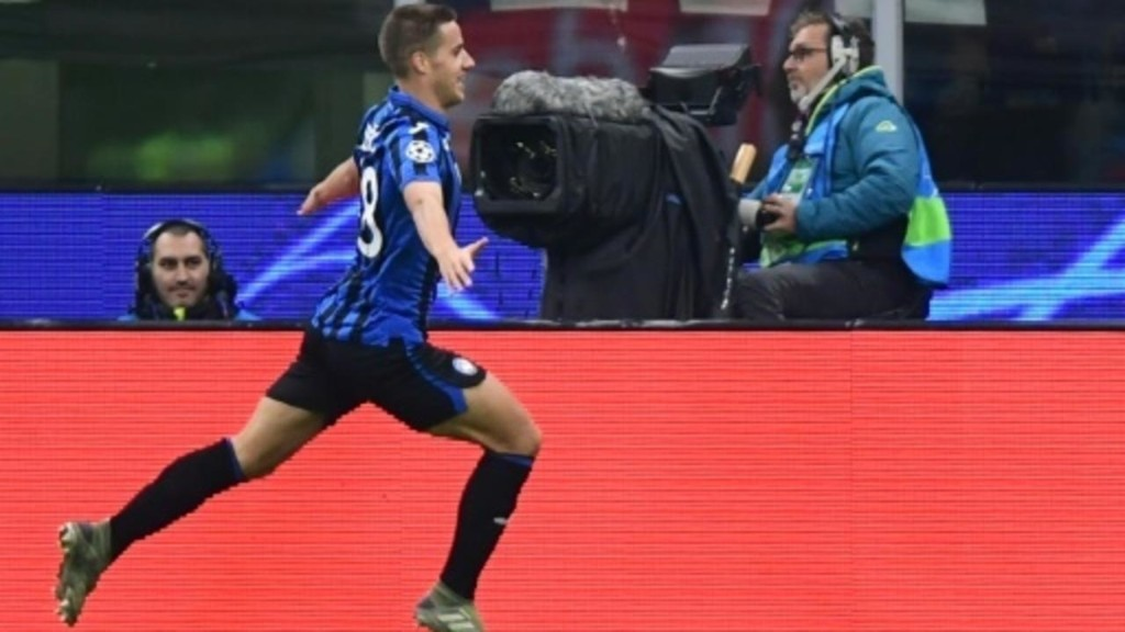 Atalanta continue push for Champions League