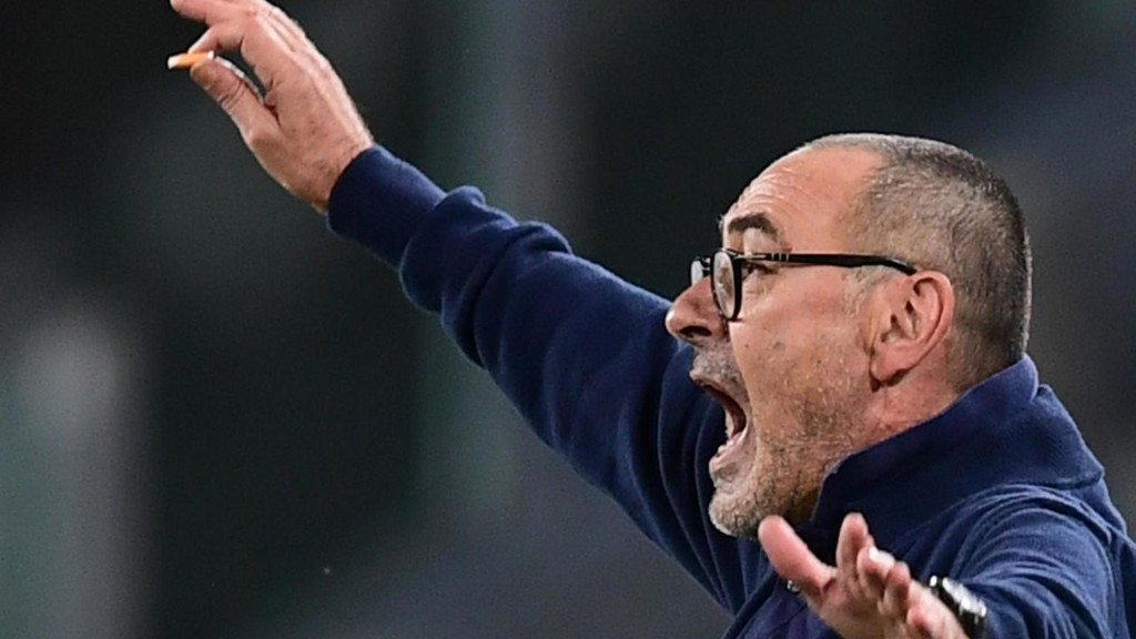 Sarri sacked after Lyon scupper Juventus's Champions League plans