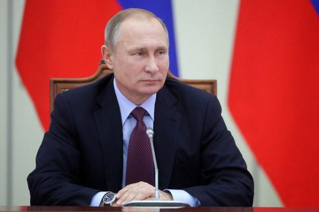 Премьер Японии передал Владимиру Путину послание Синдзо Абэ
