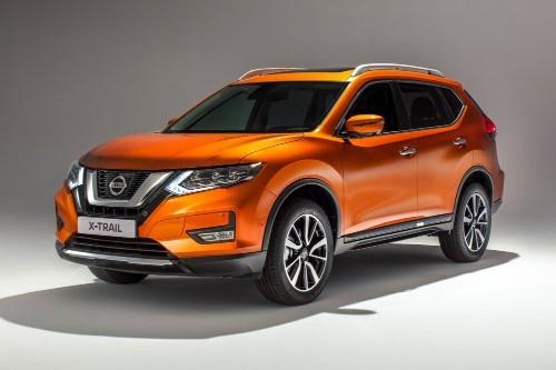 Nissan представил новый X-Trail перед финалом Лиги чемпионов