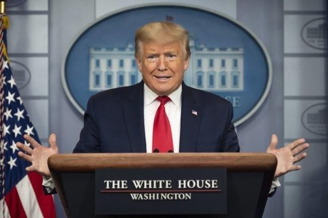 Трамп сообщил о пике распространения коронавируса в США