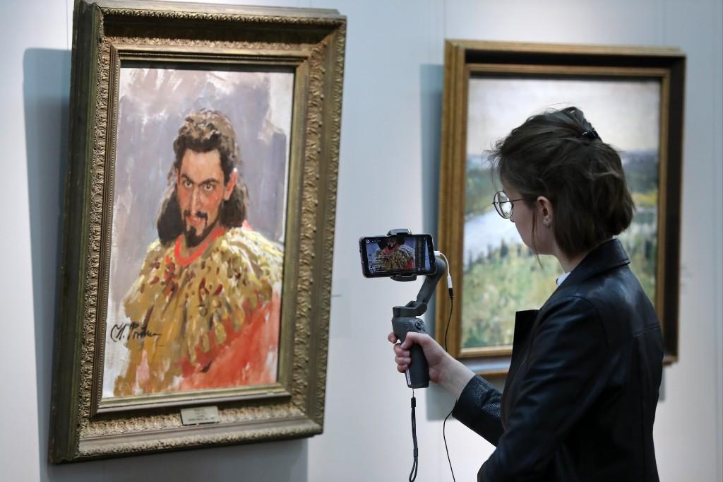 Каждый пятый россиянин посещал виртуальный музей