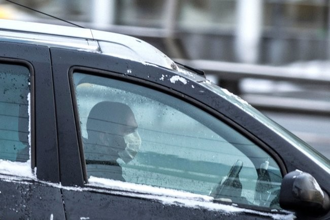 Собянин рассказал о правилах передвижения автотранспорта в столице