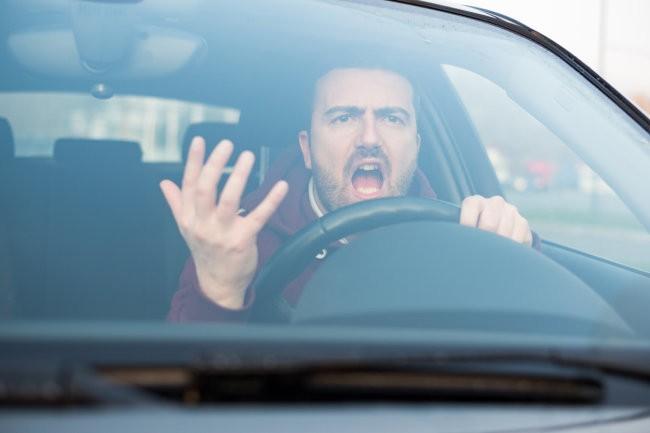 Пять ситуаций, которые больше всего бесят водителей