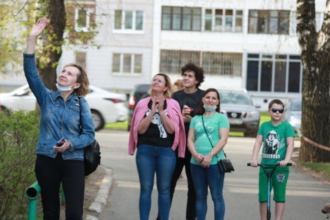 В домах Удмуртии провели конкурс на условия жизни в самоизоляции