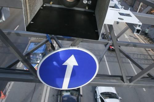 ГАИ ищет способы, как предупредить водителя о комплексах фотовидеофиксации