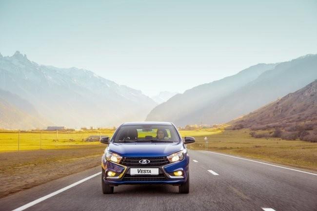 АвтоВАЗ рассказал о самой экспортируемой Lada