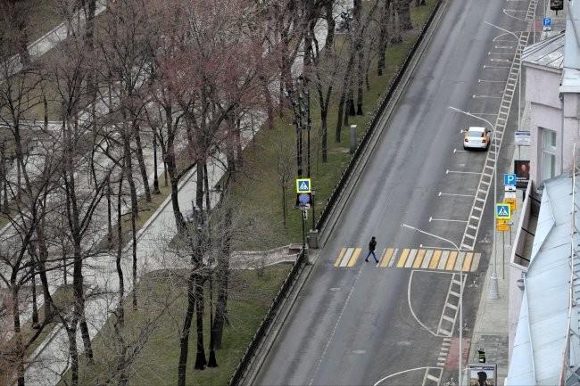 Власти Москвы объяснили, кого будут штрафовать за нарушение самоизоляции