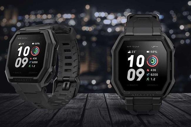 """Выпущены новые """"неубиваемые"""" умные часы за 5 тысяч рублей. Что они умеют"""