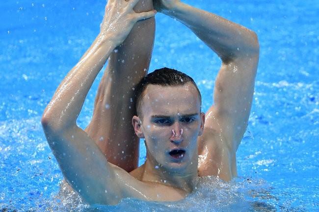 Синхронист Мальцев: Главное для меня - выступить на Олимпиаде
