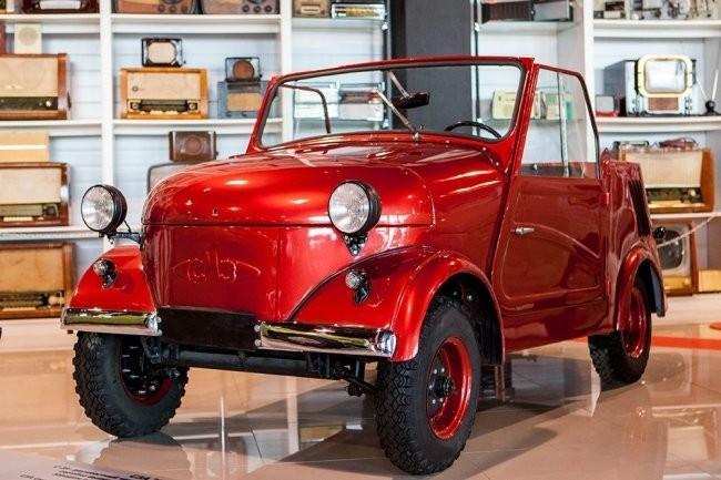 В России вошли в моду советские автомобили