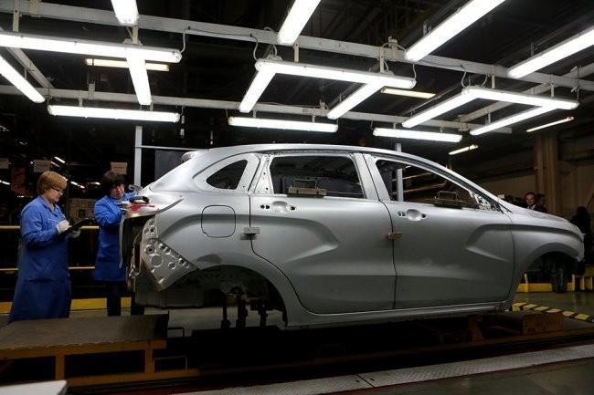 АвтоВАЗ частично возобновляет работу с 6 апреля