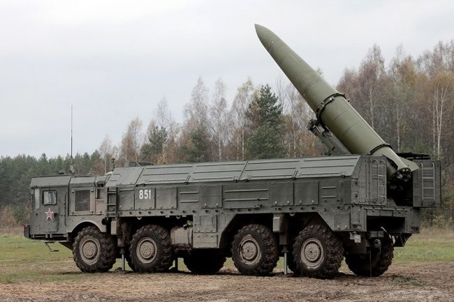 NI назвал тактические ракетные комплексы визитной карточкой России