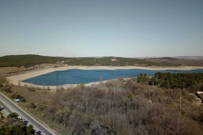 В Крыму март не оправдал надежды на приток воды