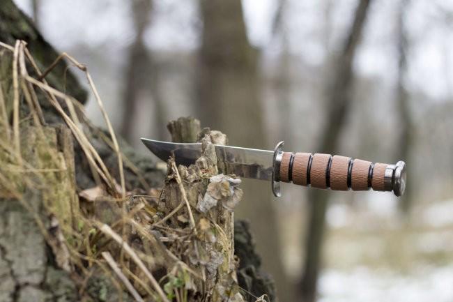 Поправки в закон об оружии не сняли проблем, касающихся холодного оружия