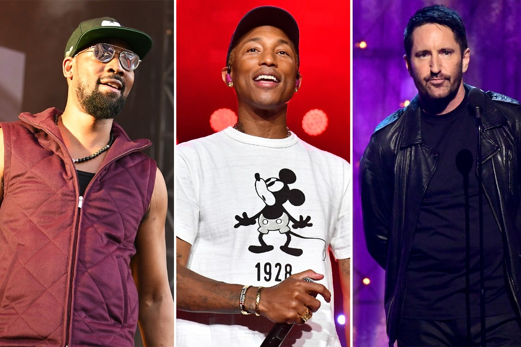 Trent Reznor, Pharrell, RZA Among Musicians Nominated for Emmys