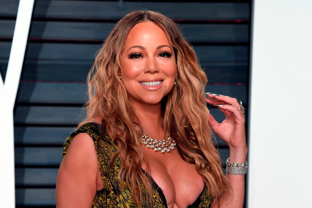 RS Charts: Mariah Carey's 'All I Want for Christmas Is You' Continues Reign at Number One