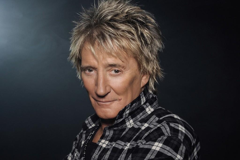 Rod Stewart Reschedules Australian Tour Dates for 2022