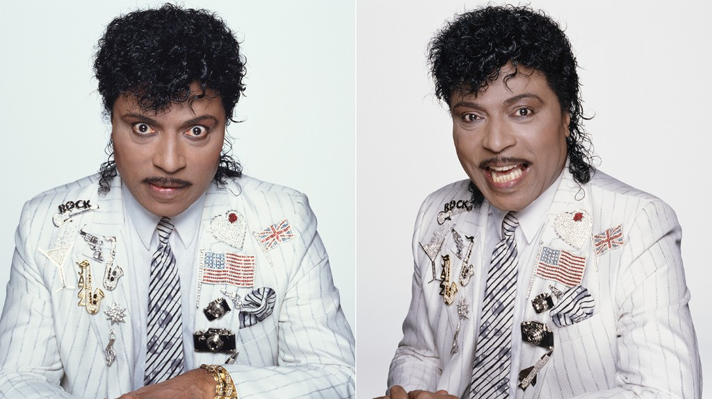 Little Richard: 'I Am the Architect of Rock & Roll'