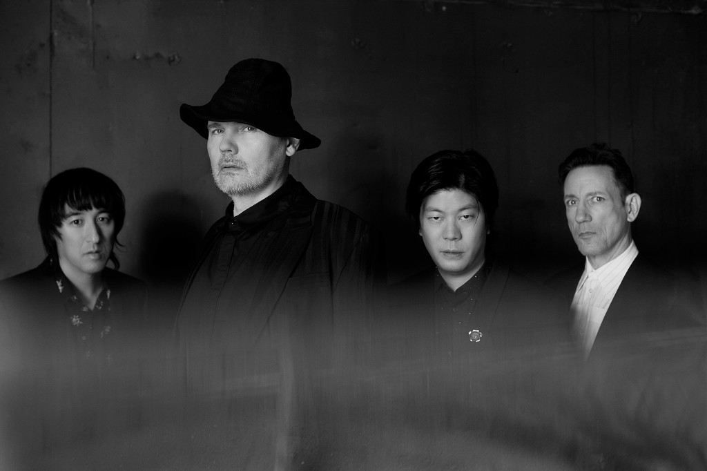 Smashing Pumpkins Announce New Double Album 'Cyr'