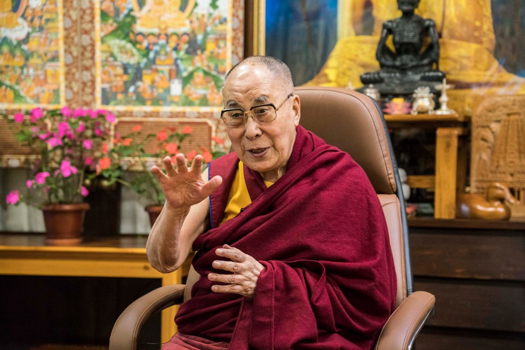A Message of Hope From the Dalai Lama