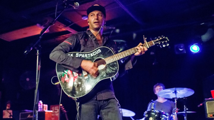 Tom Morello Drops Protest Song 'Marching on Ferguson'