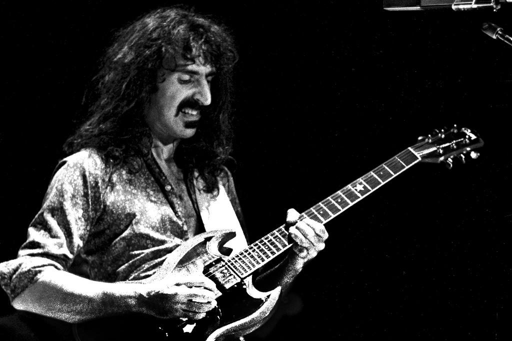 Frank Zappa's Halloween 1981 Gigs Focus of New Box Set