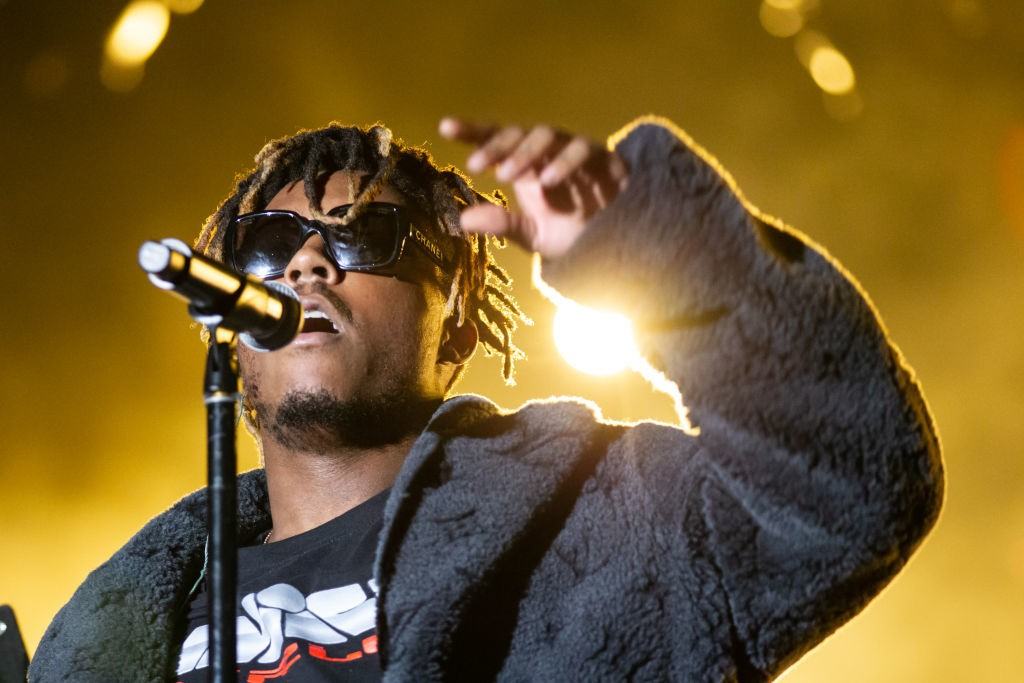 Juice WRLD's Mother Pens Open Letter About Son's Struggles for World Mental Health Day