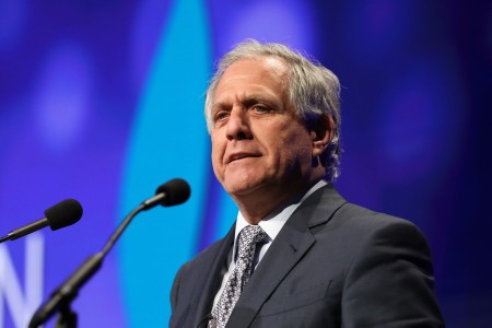 CBS Launches Investigation Into Leslie Moonves Sexual Misconduct Allegations