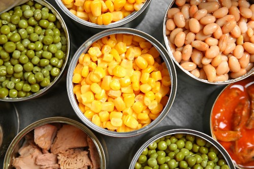 Everyone is Stocking Up on Canned Foods, But Which Ones Are Actually Good For You?