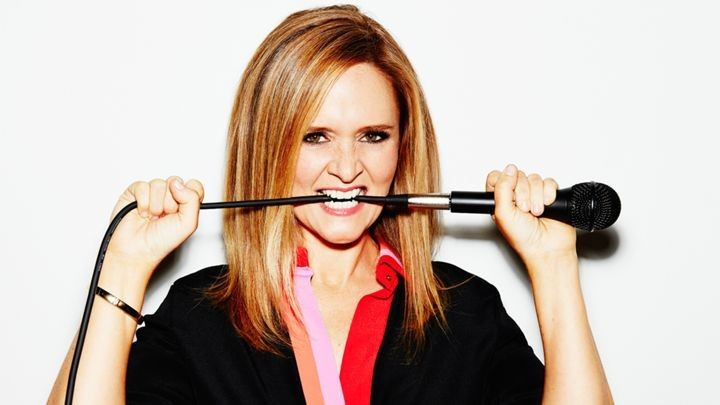 How Samantha Bee Crashed the Late-Night Boys' Club