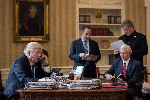 WTF Just Happened? Trump's Chaotic First Weeks in Office