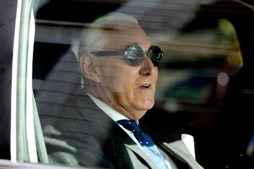 Roger Stone Knows Trump's Secrets. That's Why He'll Avoid Prison