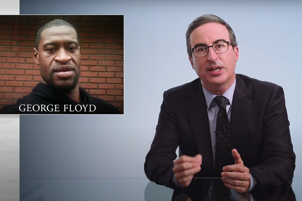 John Oliver Examines Whitewashed U.S. History in the Wake of George Floyd