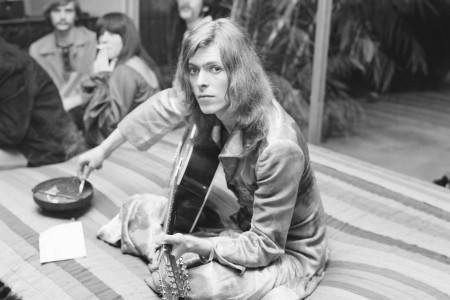 David Bowie's 'Hunky Dory': How America Inspired 1971 Masterpiece