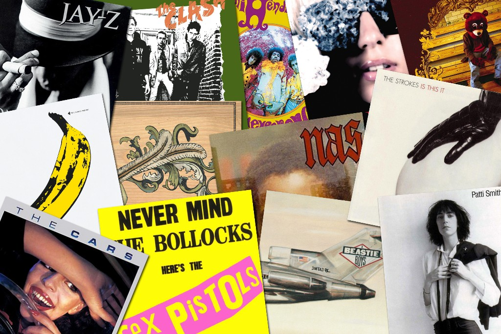 100 Best Debut Albums of All Time