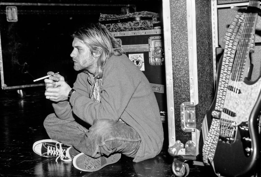 Kurt Cobain, 20 Years Later: Photographer Kevin Mazur Remembers