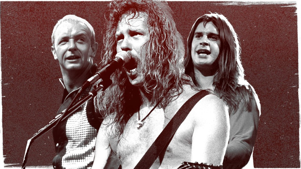 The 100 Greatest Metal Albums of All Time