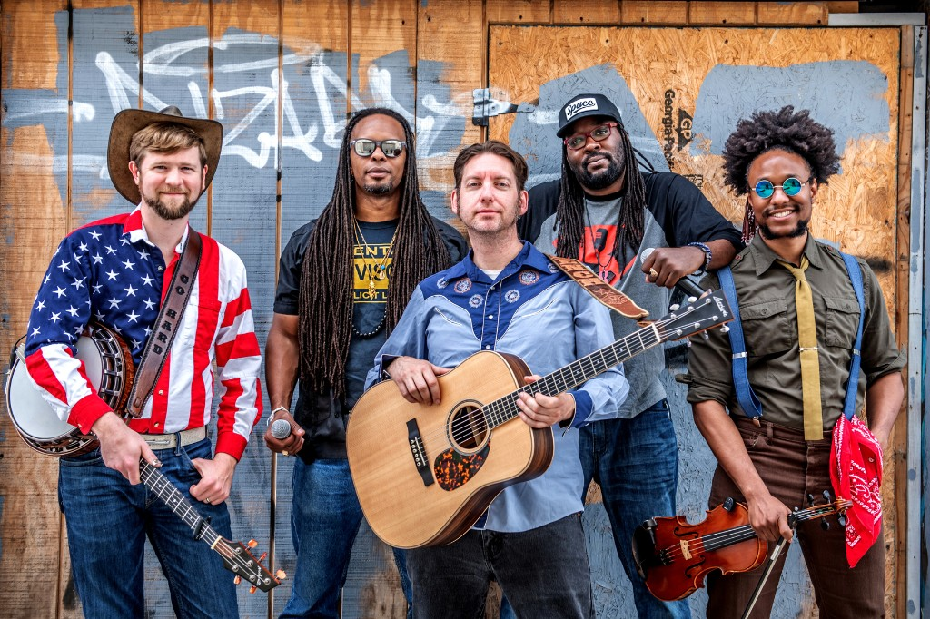 Listen to This Hip-Hop/Bluegrass Rendering of 'This Land Is Your Land'