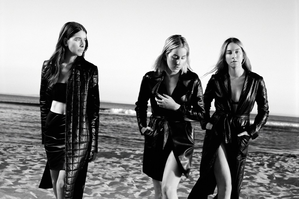 Haim Bottle L.A. Lightning on the Provocative 'Women in Music Pt. III'