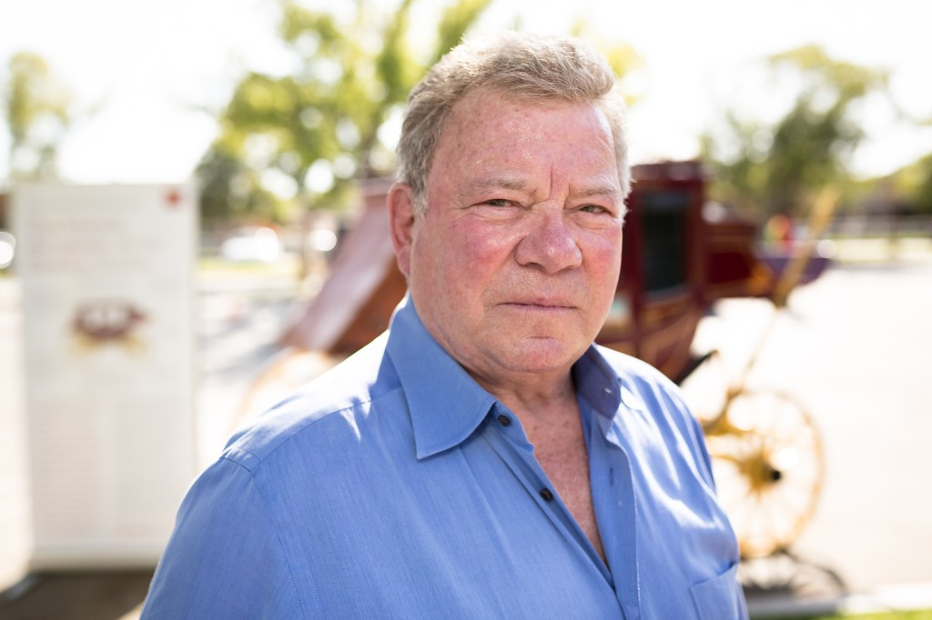 William Shatner Breaks Down His Blues Record, Explains Why a Captain Kirk Series Won't Happen