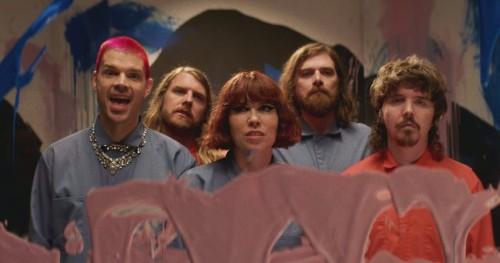 Watch Grouplove Get Rowdy in New 'Deleter' Music Video