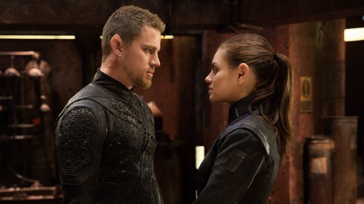 'Jupiter Ascending' Movie Review