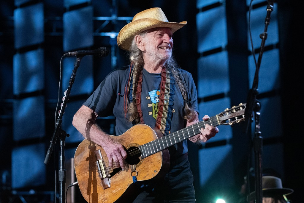Willie Nelson Sings Songs From His Friends On 'First Rose of Spring'