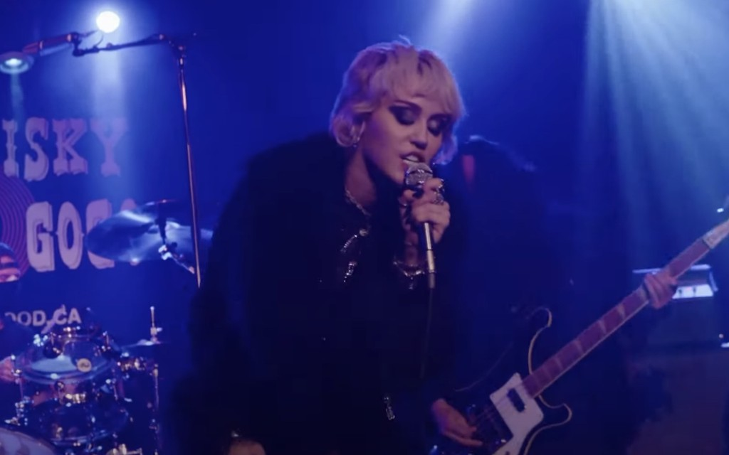 Watch Miley Cyrus Cover Cranberries' 'Zombie' for Save Our Stages Festival
