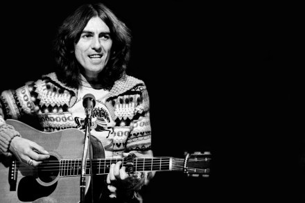 George Harrison's Entire Studio Catalog to Get Vinyl Reissue